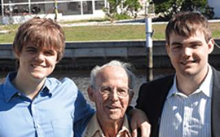 Dr. Smith's Family